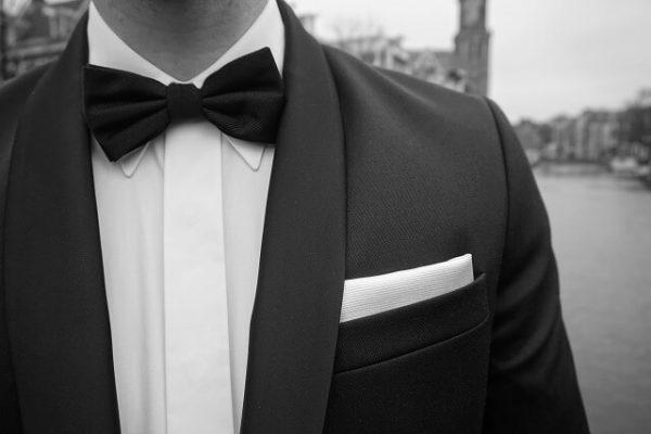 Black-Tie dresscode ziet er zo uit