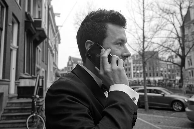 Whatsapp naar PJ om in contact te komen met Smoking-Huren.nl