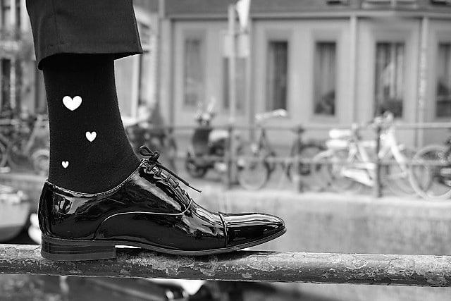 Onderscheid jezelf met sokken